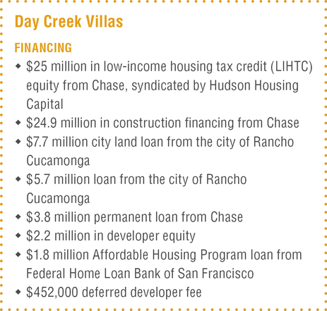 Journal September 2019 LIHTC Day Creek Villas financing