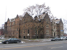 Newberry Hall Apartments
