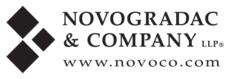 Novogradac & Company LLP logo - Web version - black