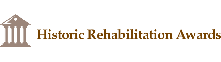 Historic Rehabilitation Awards banner logo