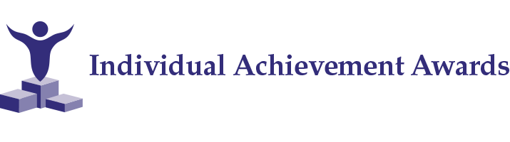 Community Development Individual Achievement Awards banner logo