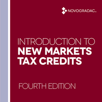 booklet Introduction to New Markets Tax Credit booklet 4th edition
