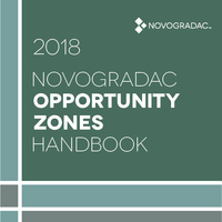 handbook Opportunity Zones 2018 edition