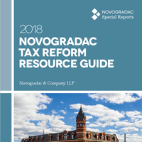 Special Reports Cover Tax Reform Resource Guide 2018
