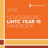 Handbook Cover - LIHTC Year 15 2019