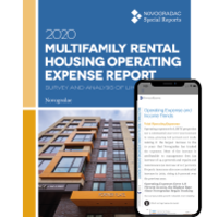 Report Cover - Multifamily Rental Housing OpEx Report Premium