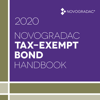 Handbook Cover - Tax-Exempt Bond 2020