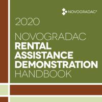 Handbook Cover - Rental Assistance Demonstration 2020