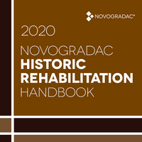 Handbook Cover - Historical Tax Rehabilitation 2020