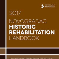 Product Handbook Historic Rehabilitation 2017 edition