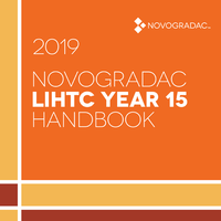 Handbook LIHTC Year 15 Handbook 2019 Edition