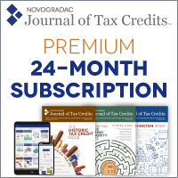 Journal subscription premium 24 month cover