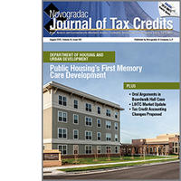 Journal cover August 2012