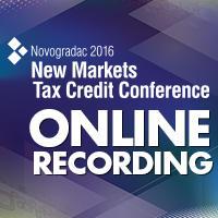 Product Online 2016 NMTC Washington DC
