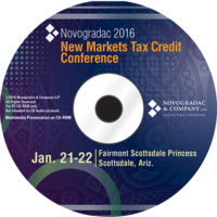 Product CD 2016 NMTC Conference Scottsdale