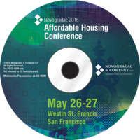 Product CD 2016 LIHTC Conference San Francisco