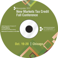 Product CD 2017 NMTC Conference Chicago