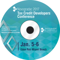 Product CD 2017 LIHTC Conference Miami