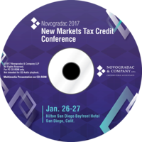 Product CD 2017 NMTC Conference San Diego