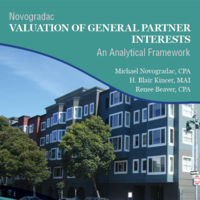 product special report valuation of general partner