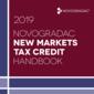 Handbook Cover -  New Markets Tax Credit 2019