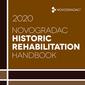 Handbook Cover - Historical Tax Rehabilitation 2020