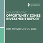 Report Cover - Opportunity Zones Investment Report Ebook Feb 2021