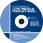 software 2014 financial forecast model cd