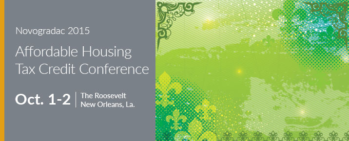 Event Banner - 2015 LIHTC New Orleans