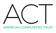 Event Sponsor - American Communities First