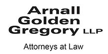 Event Sponsor - Arnall Golden Gregory