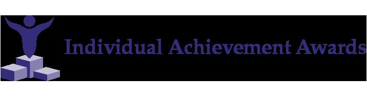 Community Development Individual Achievement Awards banner logo