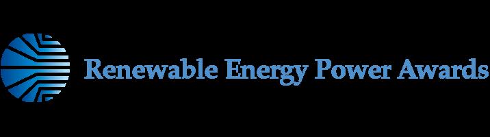 Renewable Energy Power Awards banner logo