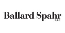 Event Sponsor - Ballard Spahr