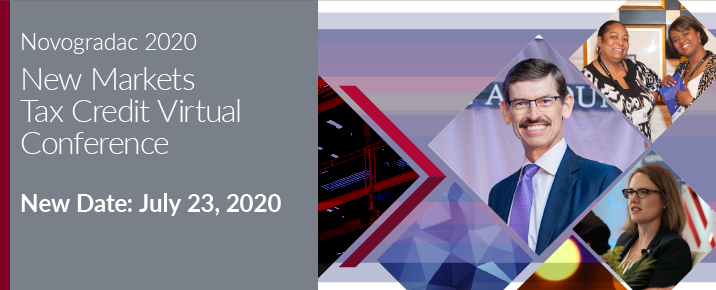 Event Banner - NMTC Virtual 2020 - concept