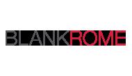 Event Sponsor - Blank Rome