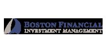 Event Sponsor - Boston Financial