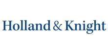 Event Sponsor - Holland & Knight