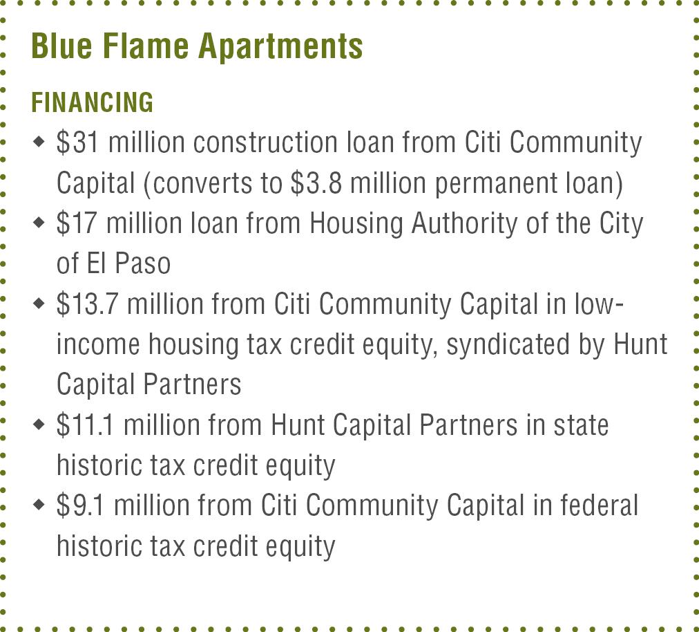 Journal November 2018 HUD Blue Flame Financing
