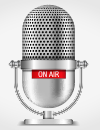 podcast home page icon