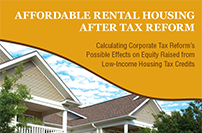 product special report affordable rental housing after tax reform - highlight block