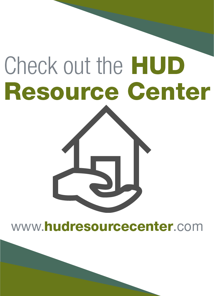 (Ad) Checkout the HUD Resource Center