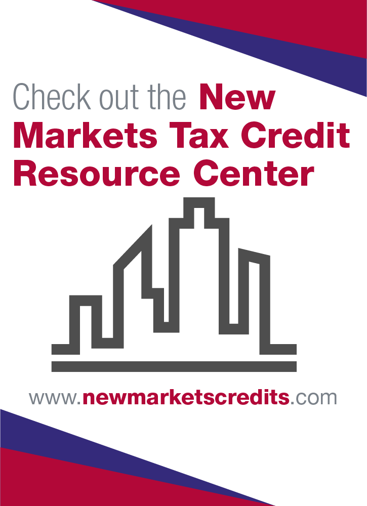 (Ad) Checkout the New Markets Tax Credit Resource Center