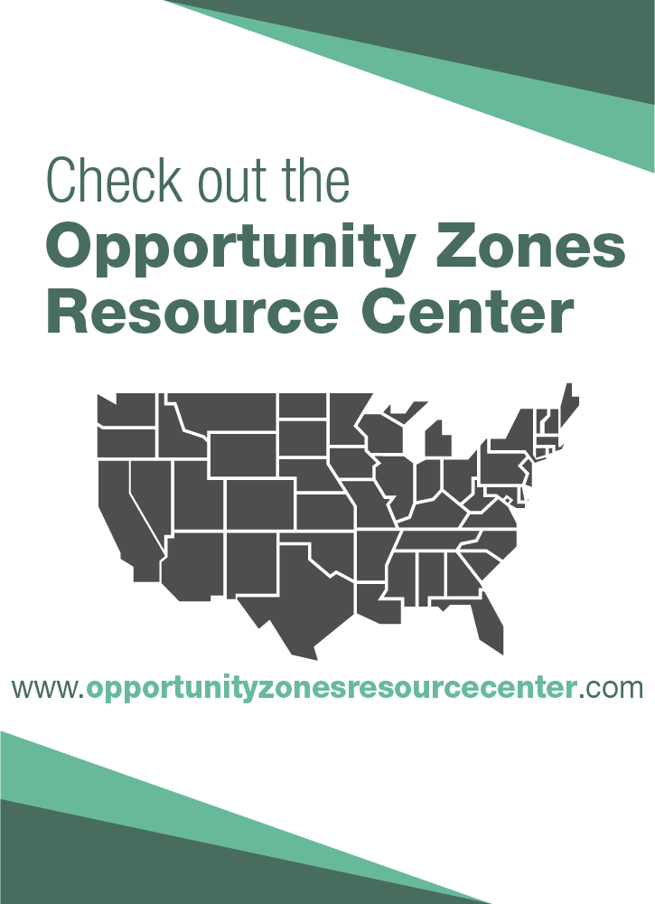 (Ad) Checkout the Opportunity Zones Resource Center