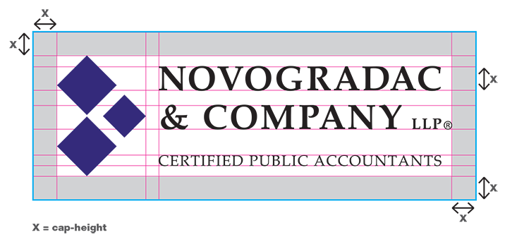 Novogradac logo - safety/buffer zone