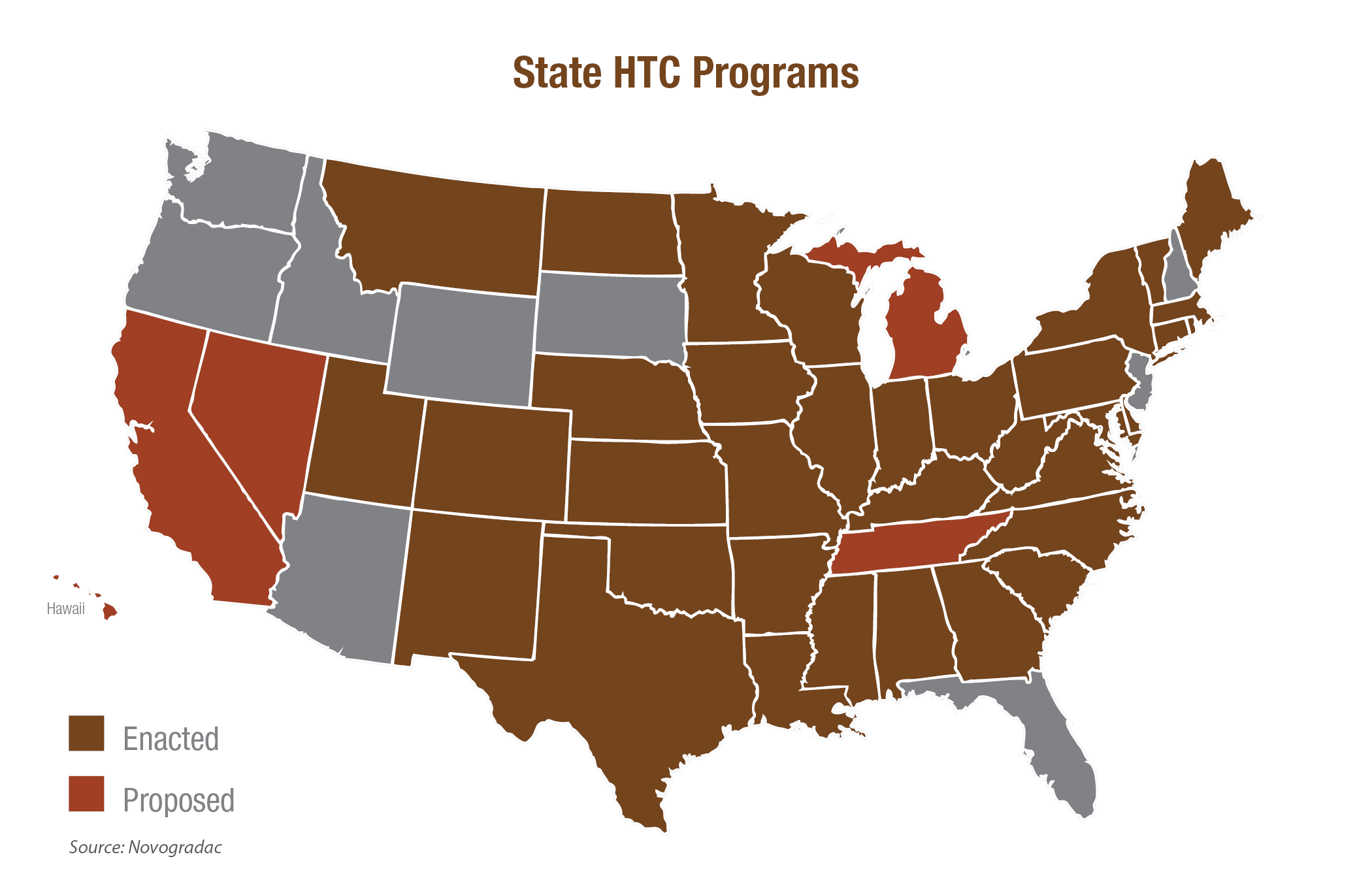 Journal July 2019 Washington Wire HTC Map