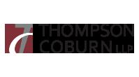 Event Sponsor - Thompson Coburn